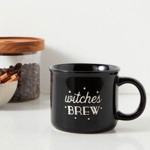 Witches brew black halloween mug target threshold